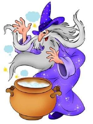שוליית הקוסם-מערך בנושא שימוש אחר בחפץ לגן-ב